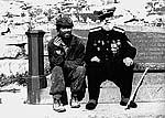 И.М.Иванов и К.Х.Сермайс. 1980-е гг.