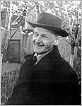 Б.В.Шергин. Фото из Архангельского литературного музея