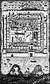 Илл. 1. Миниатюра 1623 г. Лицевое Житие прп. Зосимы и Савватия