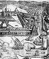 Илл. 3. Гравюра Зубова 1744 г. Фрагмент