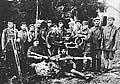 Илл. 2. Управление лагерным лестничеством (1920-е гг)