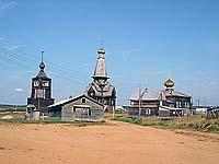 Варзугский тройник (современное фото)