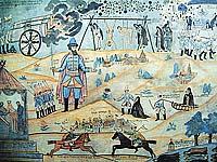 Григорьев М.В.(?) Расправа воеводы Мещеринова с участниками соловецкого восстания