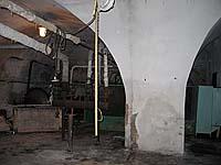 Кожевенный завод внутри