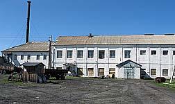 Кожевенный завод. Современный вид